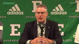EMU Football Weekly Press Conference  - Sept. 14, 2015