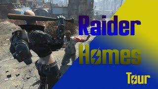 Raider Homes - Fallout 4 Raider Settlement
