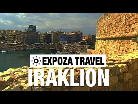 Iraklion (Greece) Vacation Travel Video Guide