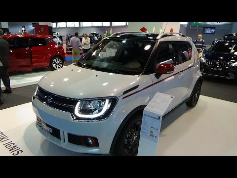 Thumbnail: 2018 Suzuki Ignis 1.2 Compact Top - Exterior and Interior - Auto Zürich Car Show 2017