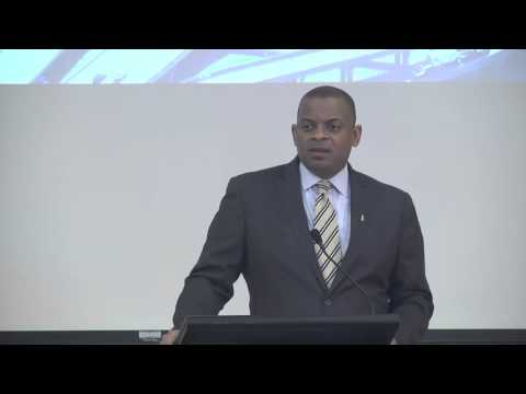 U.S. Transportation Secretary Anthony Foxx Speaks at UMD Transportation Summit