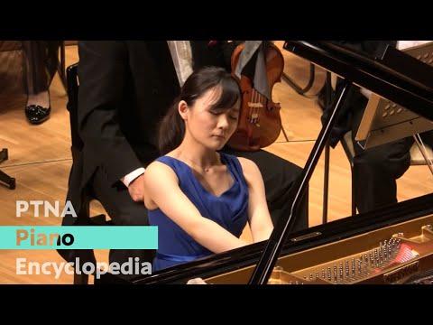 PTNA2018コンペ特級ファイナル/銅賞 古海行子  ラフマニノフ:パガニーニの主題による狂詩曲 Op.43