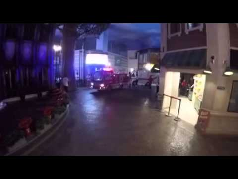 Kidzania Manila working as a fireman