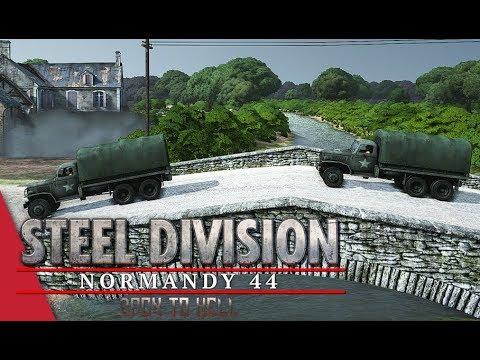 2nd APT Grand Final! Steel Division: Normandy 44 - YueJin vs ku2521 (Odon - River, 1v1)