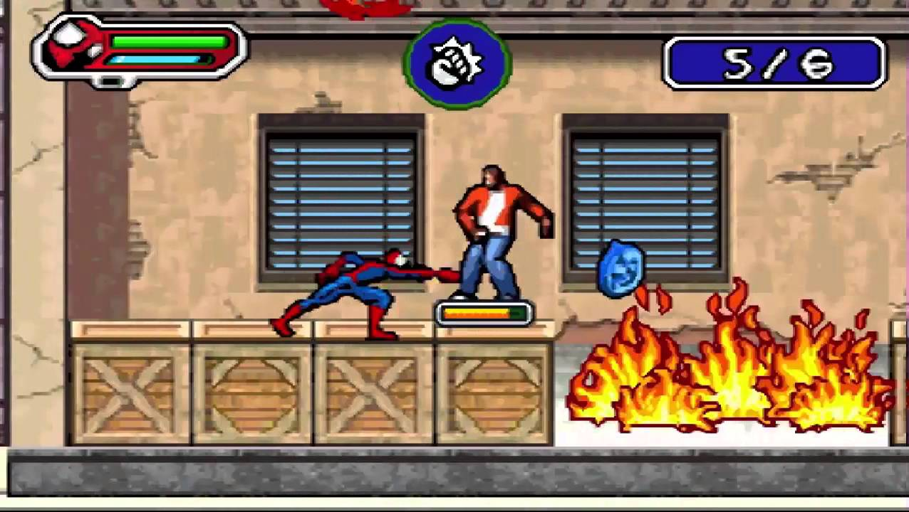 Play SpiderMan 3 Online  Play Game Boy Advance Games