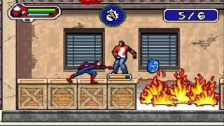 Ultimate Spider Man - Longplay (Game Boy Advance)
