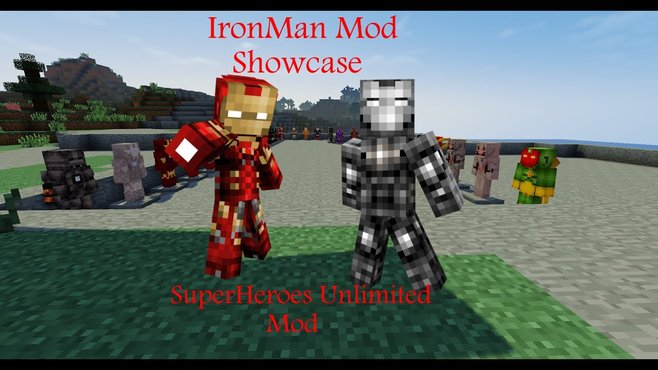 how to download superheroes unlimited mod