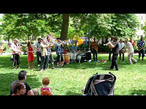 Tarace Boulba @ Kalorama Park, Washington DC May 2009 - Part 3