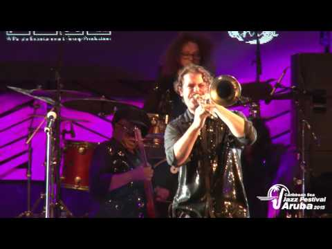 Earth Wind & Fire Experience Caribbean Sea Jazz Festival 2015 FULL CONCERT