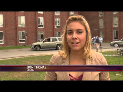 New Students Move in at UMaine