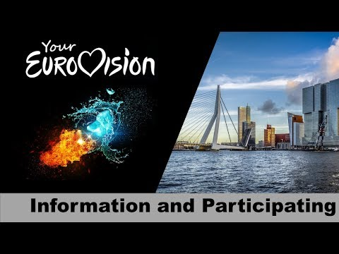 INFO & PARTICIPATING (CLOSED) | Your Eurovision #7 | Rotterdam