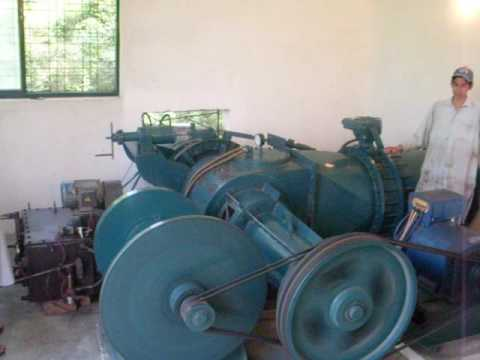 Hydro Power Plant Horizontal Kaplan Turbine 40 kW
