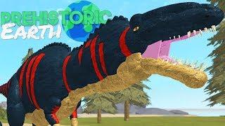 """PreHistoric Earth - Novo Jogo De Dinossauros, Grupo De Velociraptor!   """"Roblox"""" (PT-BR)"""