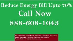 Best Solar Power (Energy Panels) Installation Company in Glen Rock New Jersey NJ