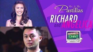 Kapamilya Chat with Mr and Ms Pastillas Richard Parojinog and Angelica Yap