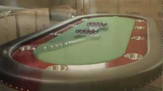 The Rockwell Poker Table By Bbo Poker Tables