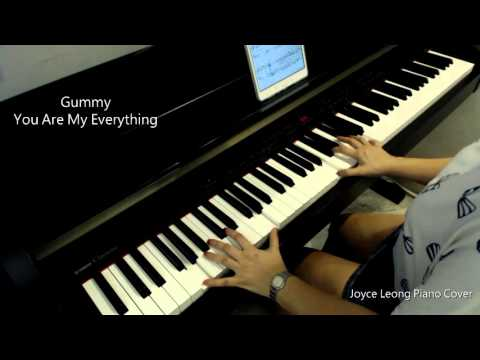 거미 Gummy - You Are My Everything