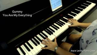 "거미 Gummy - You Are My Everything ""Descendants Of The Sun OST"" 태양의 후예 - Piano Cover & Sheets"