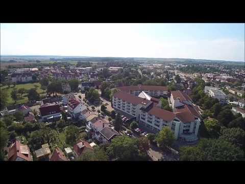 Kurzer Flug über Bad Rappenau