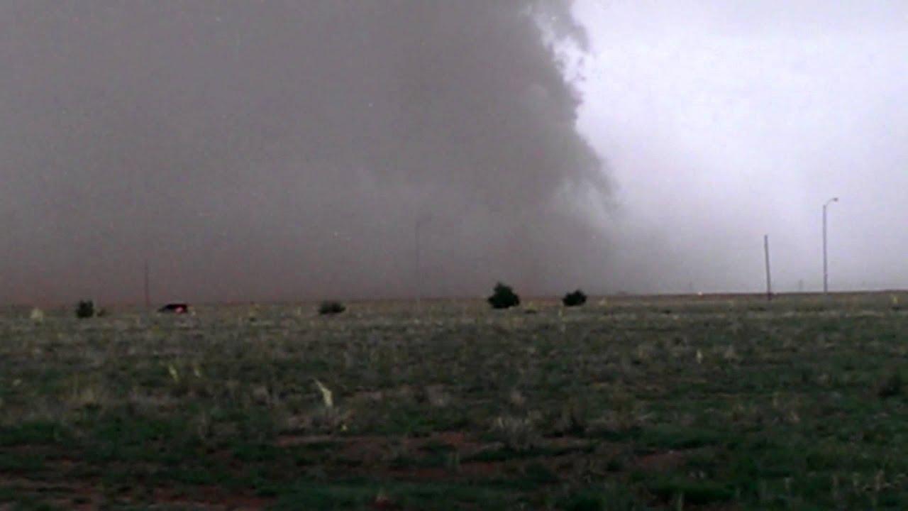 6 seconds. Tornado in mexico