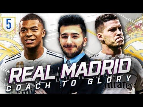 PUSKAS AWARD ON THE LOCKDOWN GAME 😱 - FIFA 19 REAL MADRID CAREER MODE CTG 5
