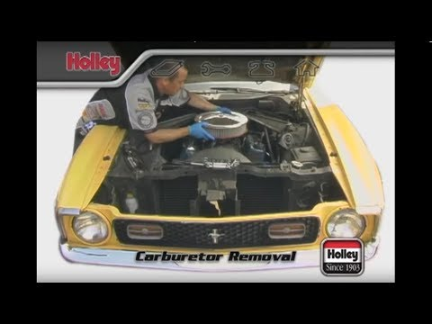 How To Remove The Carburetor And Intake Manifold From Your Engine