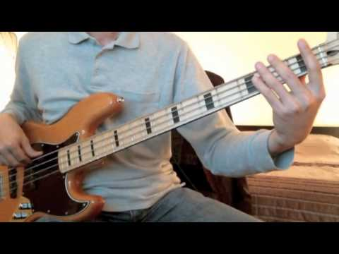 Get Down Tonight ~ KC and The Sunshine Band [Bass Cover]