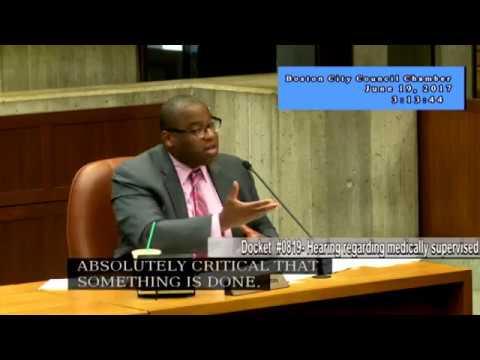City Councillor Tito Jackson