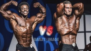 Chris Bumstead vs Breon Ansley The New Champ l Classic Physique 2017