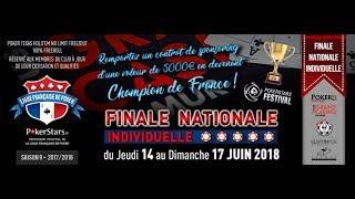 Finale du championnat de france de la lfp - pré tf