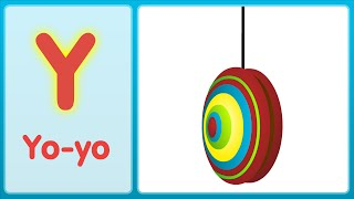 The Y Song (Uppercase) | Alphabet Song | Super Simple ABCs