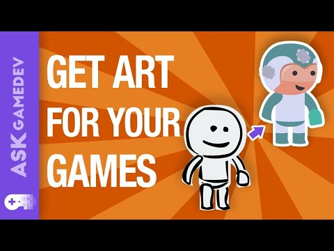 Game Art: The Best Sources in 2018!