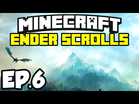 The Ender Scrolls: Minecraft Modded Map Ep.6 - GENERAL VESTAX!!!