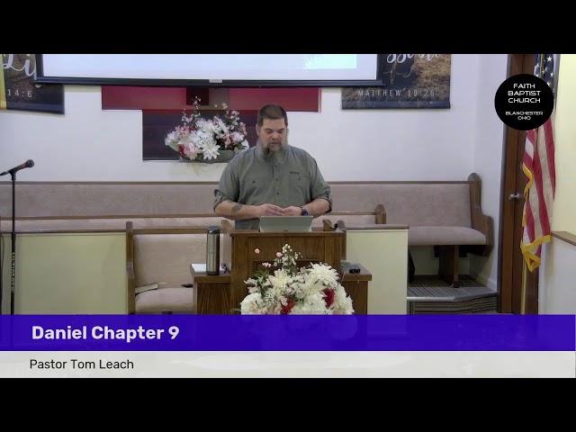 9 - Daniels Prayer