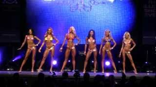Loaded Cup 2012 Bikini Fitness Finalists