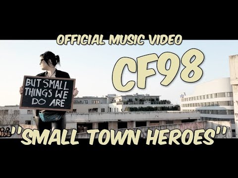CF98 - SMALL TOWN HEROES
