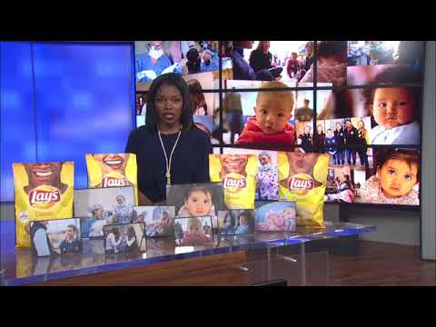 Lay's and Operation Smile Team Up To Help Cleft Conditions