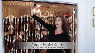 Video ShopWildThings - How to Hang Wood Beaded Curtains Next To Each Other download MP3, 3GP, MP4, WEBM, AVI, FLV Agustus 2018