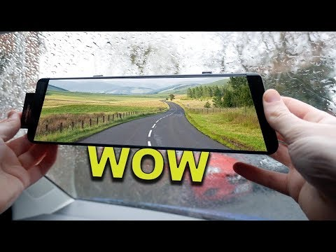 The Best All In One Car Dash Cam - AUTO-VOX V5 - X2