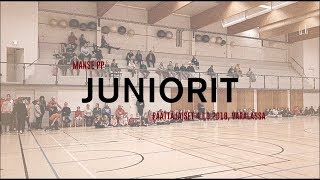 Manse PP Junioreiden kauden päättäjäiset 2.10.2018