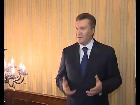 Полное интервью Януковича 22 02 2014