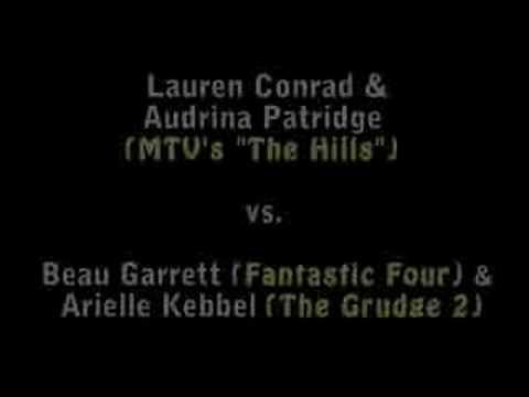 Lauren Conrad vs. Beau Garrett