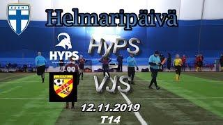 Helmaripäivä T14 12.11.2019 HyPS vs VJS