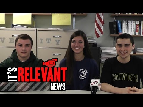 Three Norwalk HS Athletes Commit to Play in College