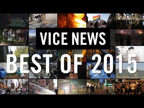 VICE News' Highlights of 2015