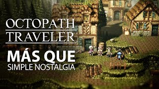 Octopath Traveler: Reseña