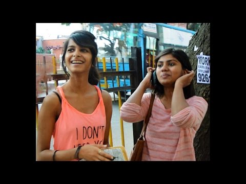 TONGUE TWISTER CHALLENGE AT BANGALORE || making beautiful girls and boys to say tongue twisters||