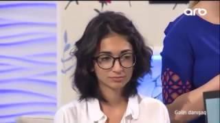 Xalq artisti Ənvər Sadıqov qızı ilə efirdə - Gəlin danışaq - ARB TV