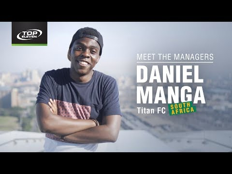 Meet The Managers #8 | Daniel from South Africa | Top Eleven