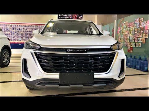 2020 BEIJING X3 Walkaround- China Auto Show(2020款北京汽车X3,外观与内饰实拍)